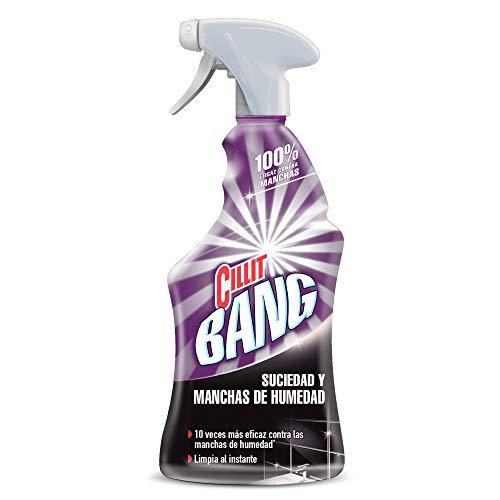 Cillit Bang Limpiador Suciedad y Manchas Humedad, para baños, juntas negras 750 ml