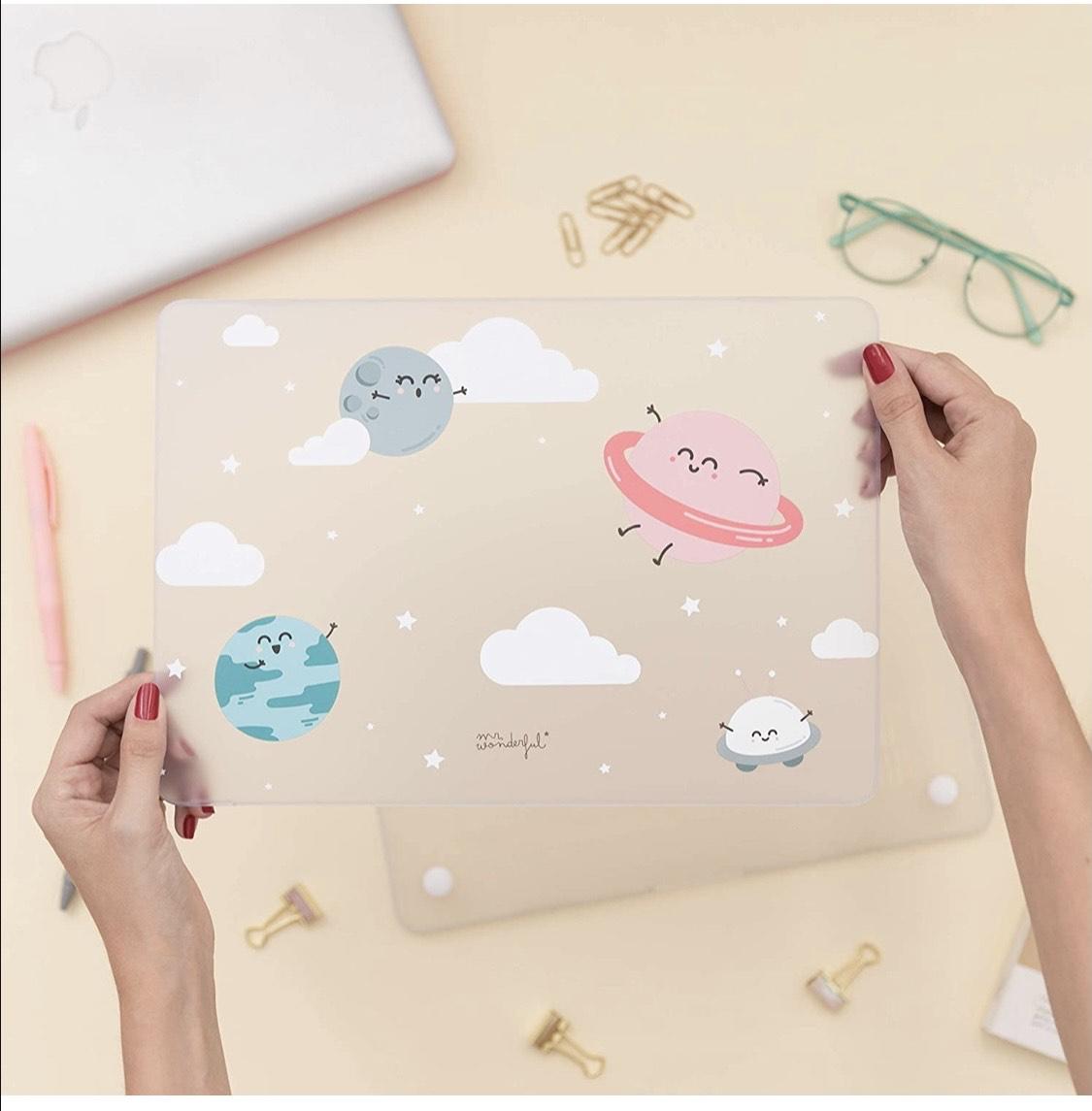 """Carcasa Mr. Wonderful para MacBook Air 13"""" y MacBook Pro 13"""""""