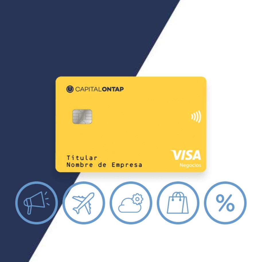 150€ + Tarjeta de recompensas Capital on Tap GRATIS