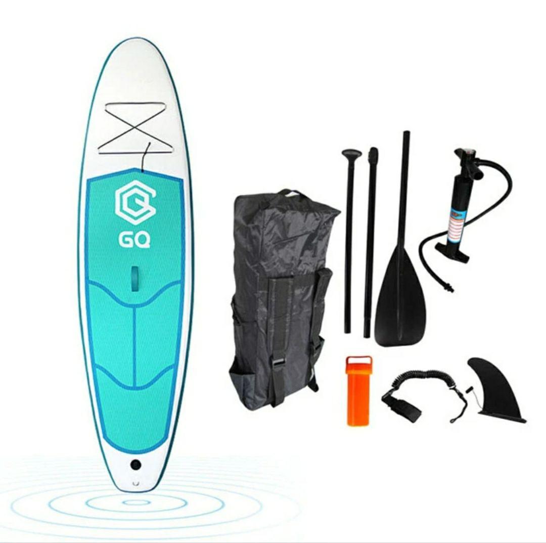 Tabla paddle surf con kit de accesorios