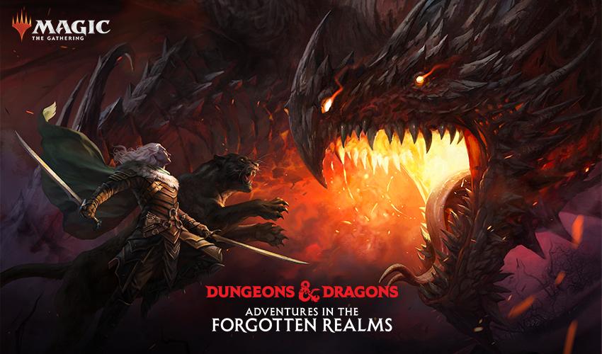 Magic Arena 3 sobres de Adventures in the Forgotten Realms