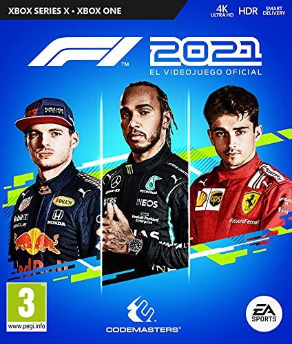 F1 2021 Xbox Series S/X