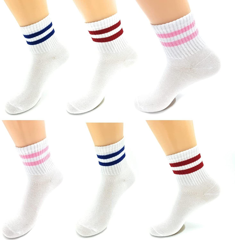 6 Pares de Calcetines deporte