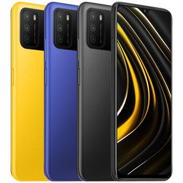 Smartphone POCO M3 4+64GB en versión global
