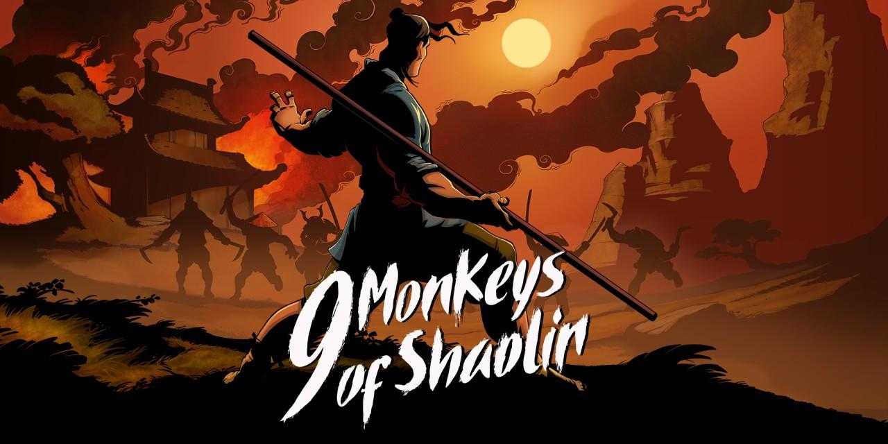 9 Monkeys of Shaolin para Nintendo Switch