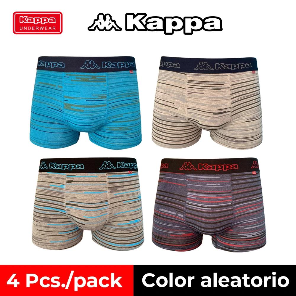 4 calzoncillos kappa. Desde España.