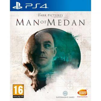 The Dark Pictures: Man of Medan para PS4