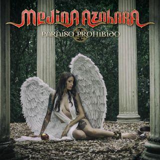MEDINA AZAHARA, Paraíso prohibido (CD Rock)