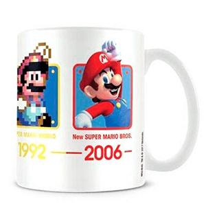 Taza Mario Evolucion
