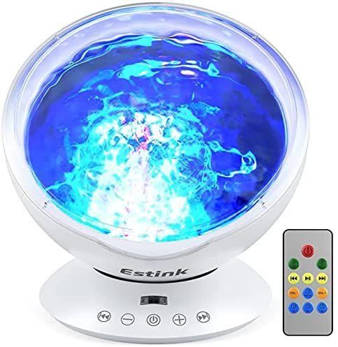 Lámpara de Proyector LED Con sonido para niños