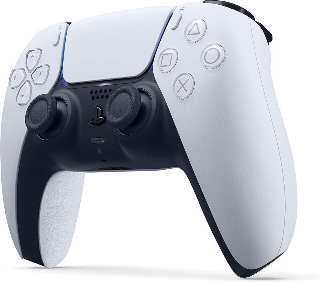 Mando inalámbrico SONY DualSense (PS5 - Blanco)