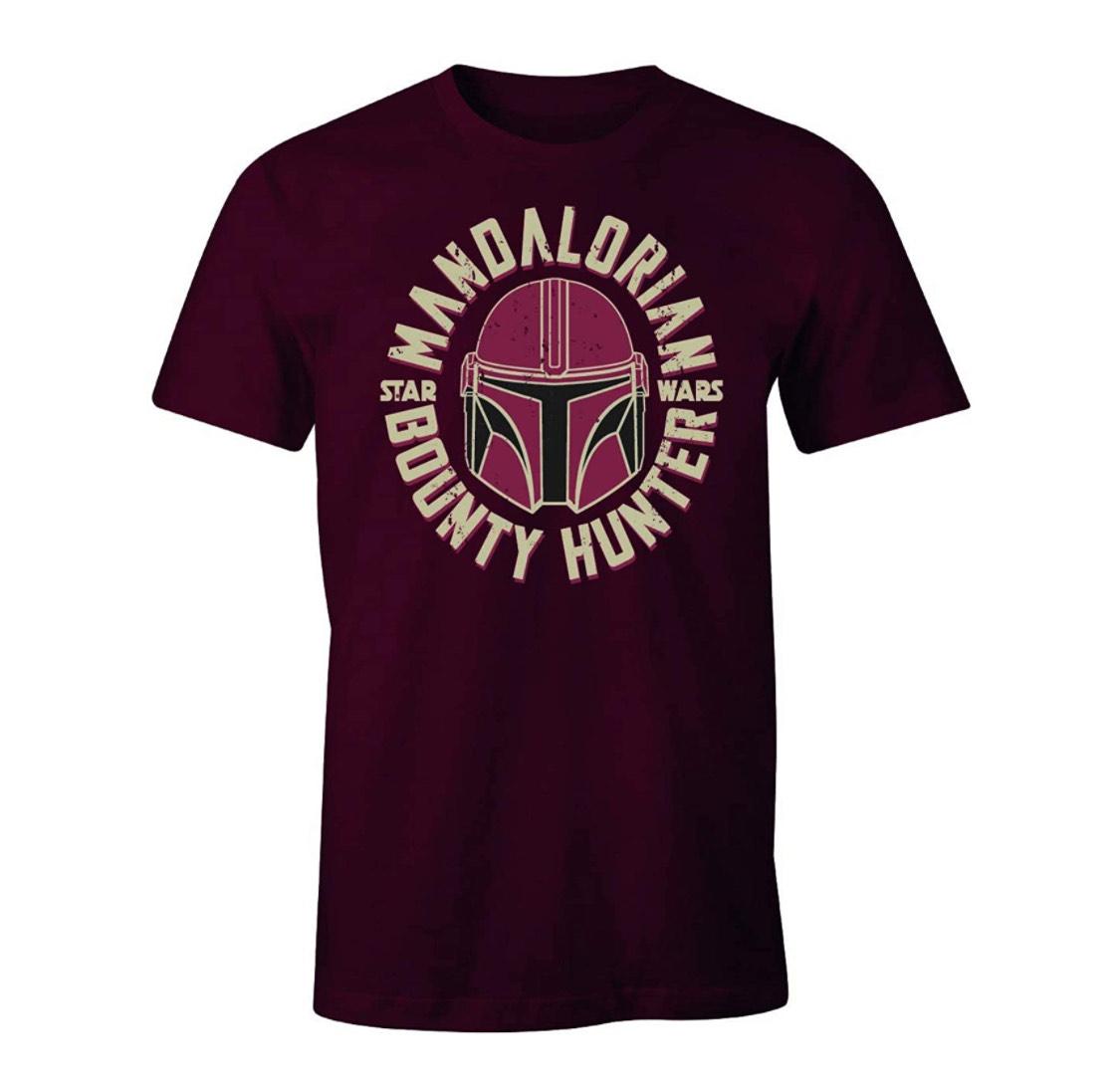 Camiseta The Mandalorian talla L (licencia 100% oficial)