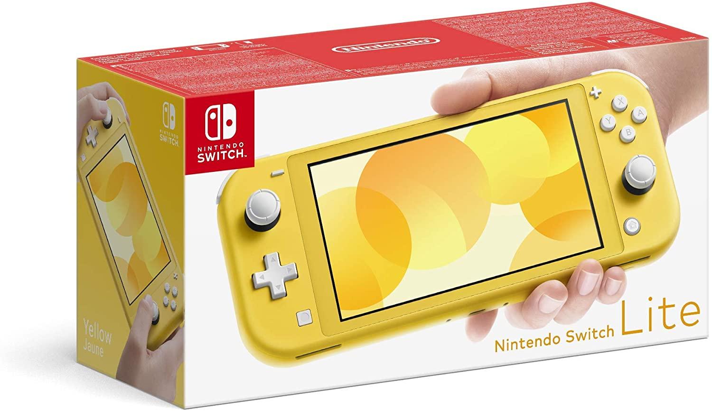 Nintendo Switch Lite (varios colores) por 189,99 €