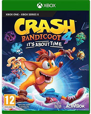 Crash Bandicoot 4: It's about time para XBOX por 19,9€