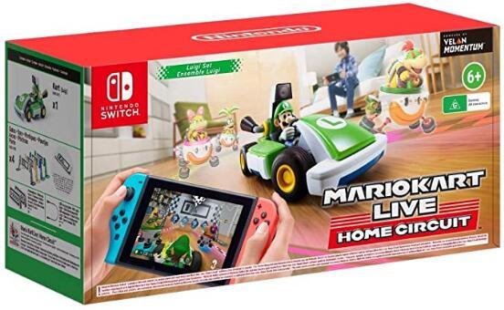 Mario Kart Live: Home Circuit (Luigi)   Fnac Socios 69,34   Fnac No socios 72,99 €