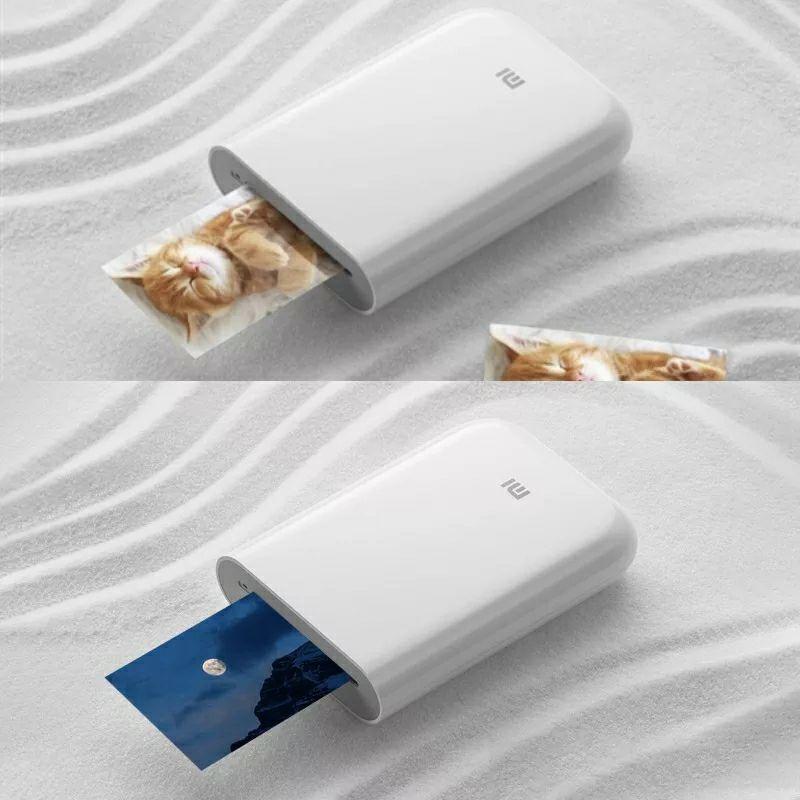Impresora fotográfica Xiaomi del bolsillo sin tinta [Desde España]