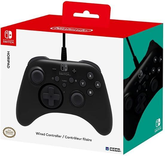 Mando Pro Hori Nintendo Switch | Fnac Socios 14,24 € | Fnac NO Socios 14,99 €