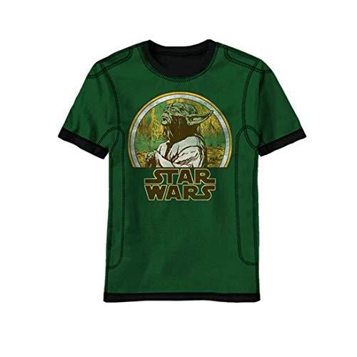 Camiseta Licencia Oficial Star Waras Yoda. Talla S (EE.UU).