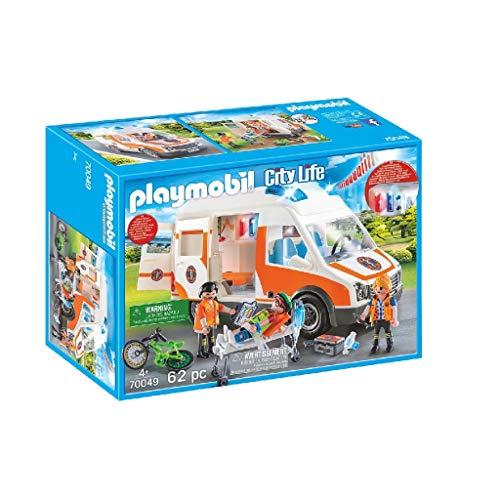 Playmobil ambulancia muy rebajado