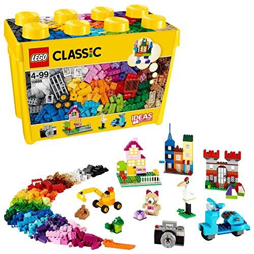 LEGO 10698 Classic Caja de Ladrillos Creativos Grande