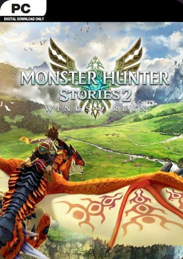 MONSTER HUNTER STORIES 2: WINGS OF RUIN PC ||STEAM||