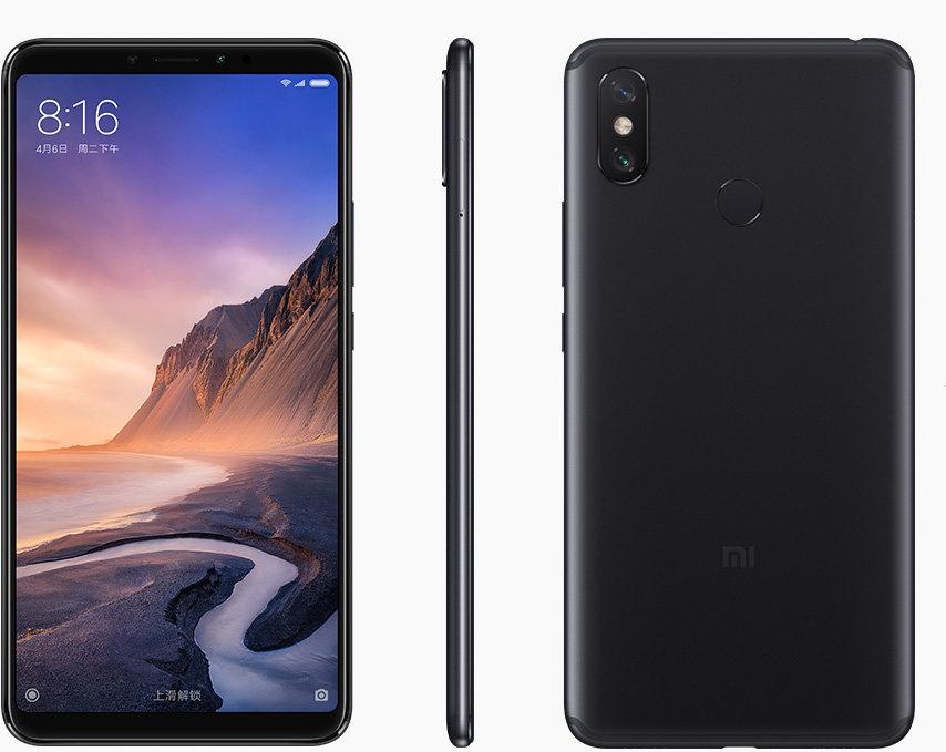 Xiaomi Mi Max 3 4GB 64 GB  [MÍNIMO HISTÓRICO]
