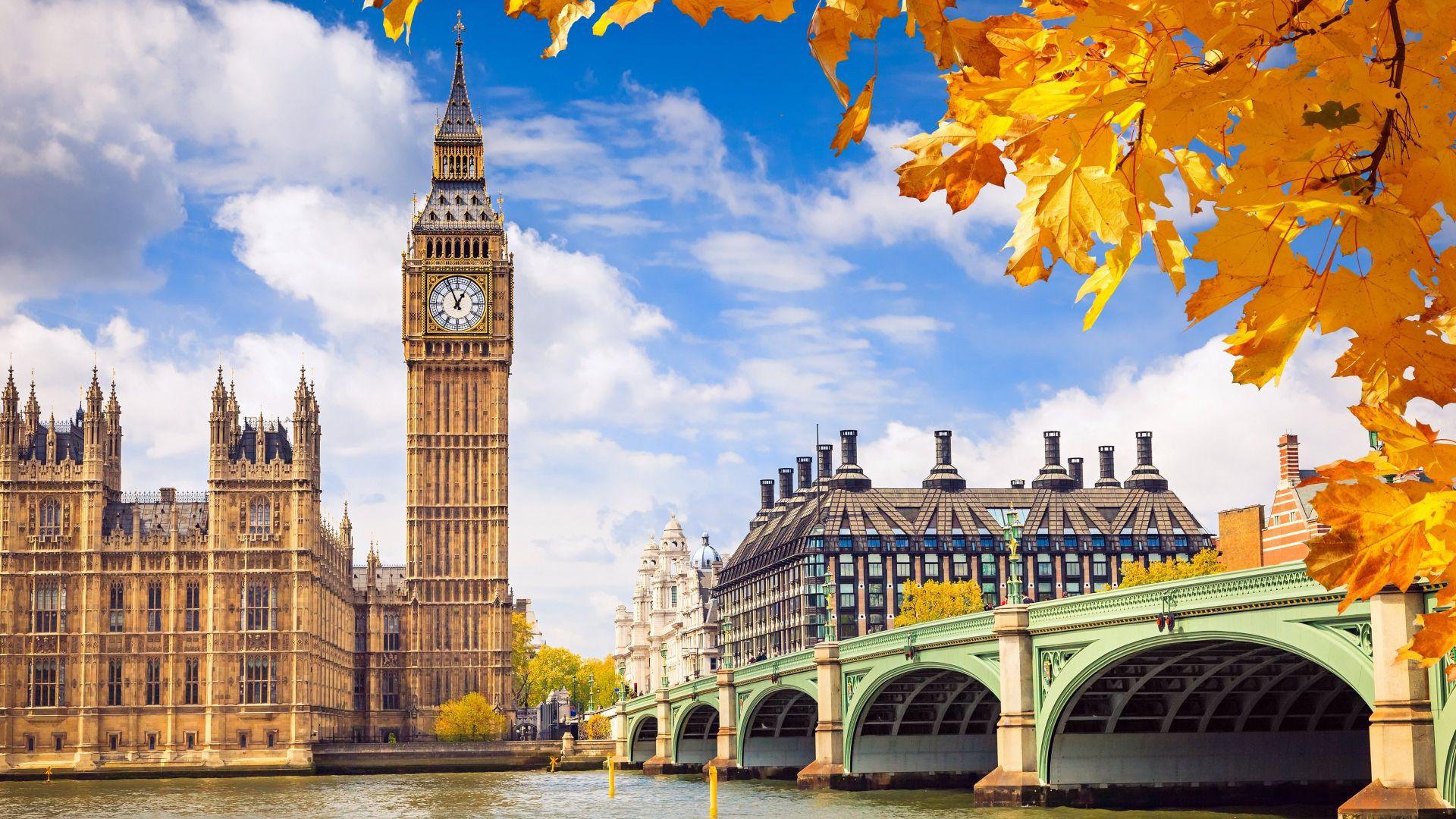 Vuelos Directos Ida y Vuelta a Londres desde 19€ para Agosto