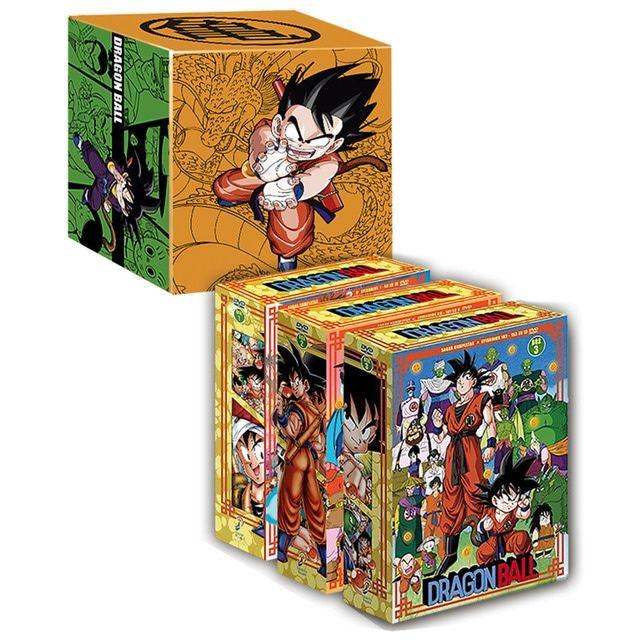 Dragon Ball Monster Box
