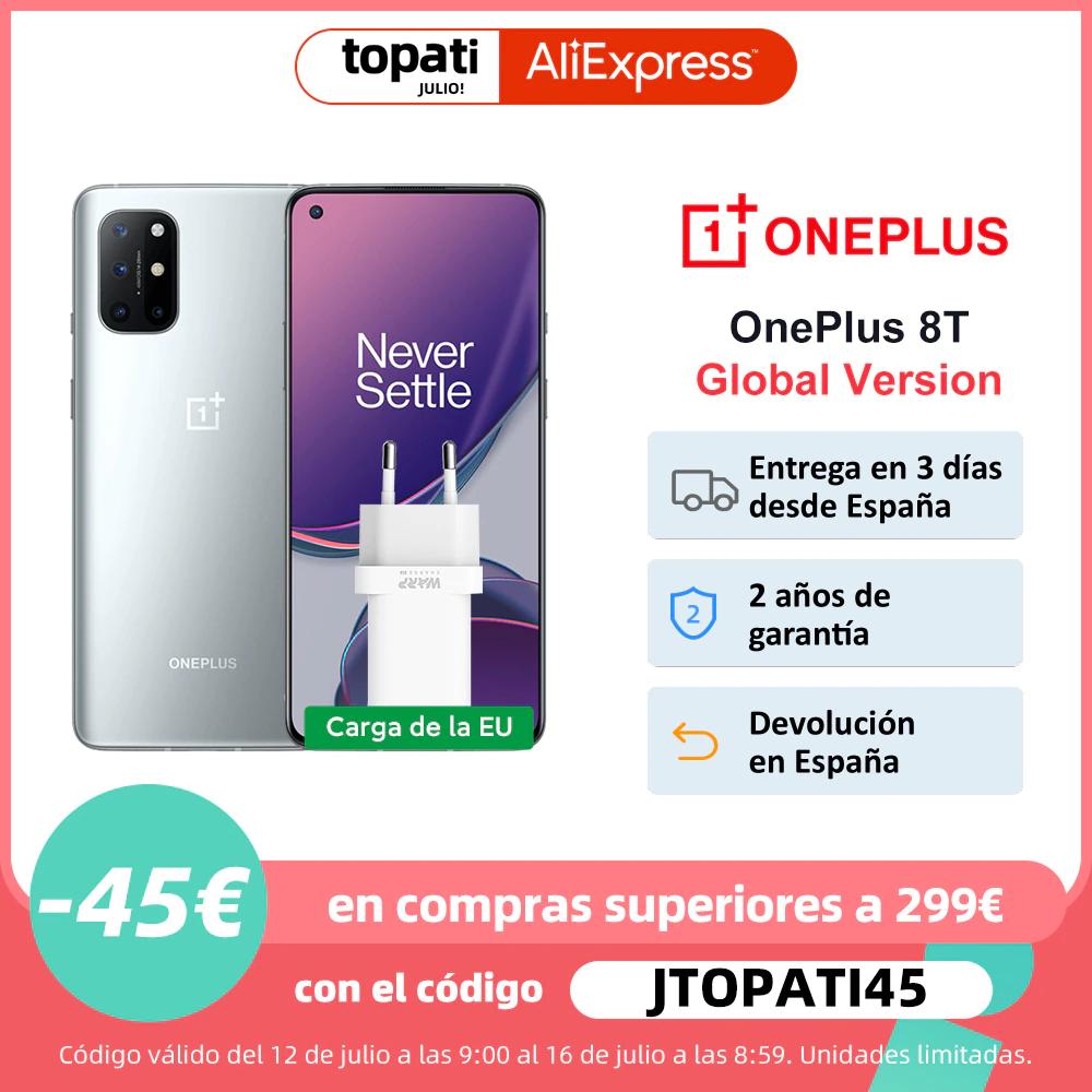 OnePlus 8T 8GB/128GB 382€
