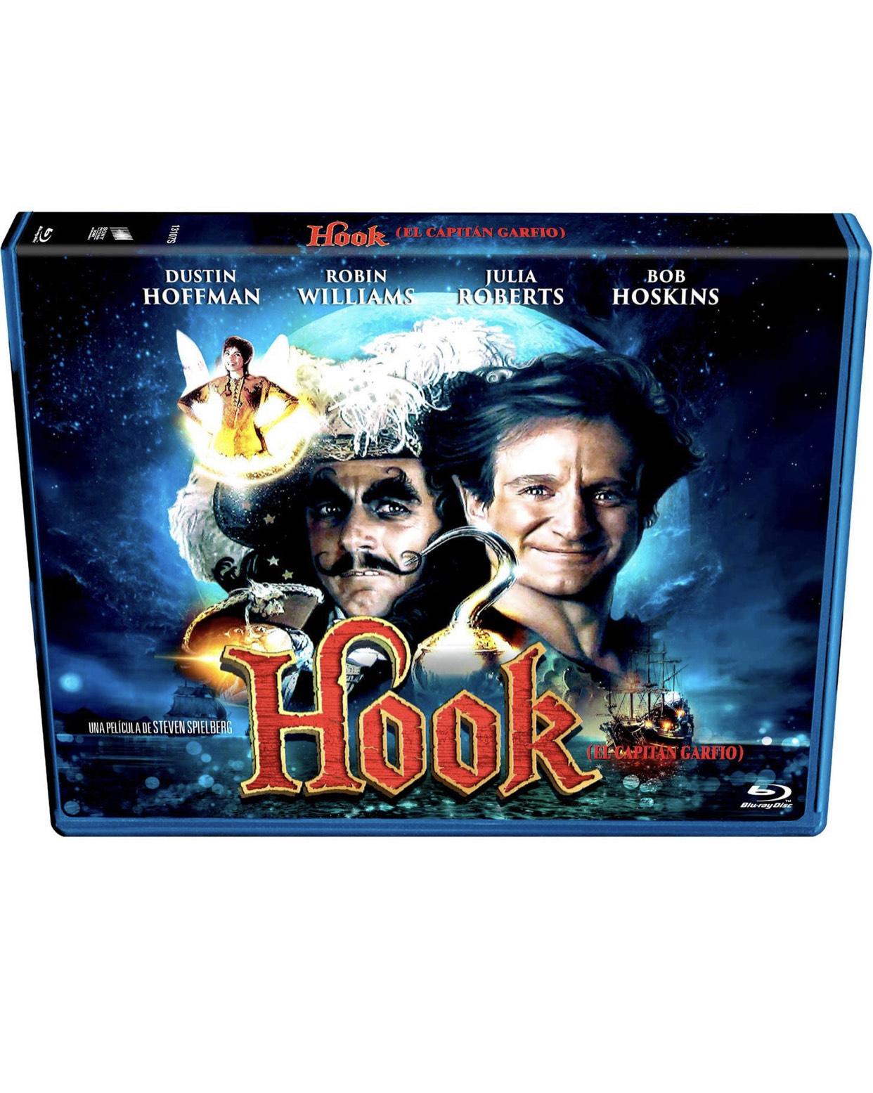 Blu-ray Hook (edición horizontal)