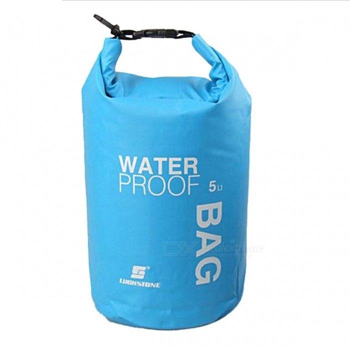 Bolsa impermeable camping 5L