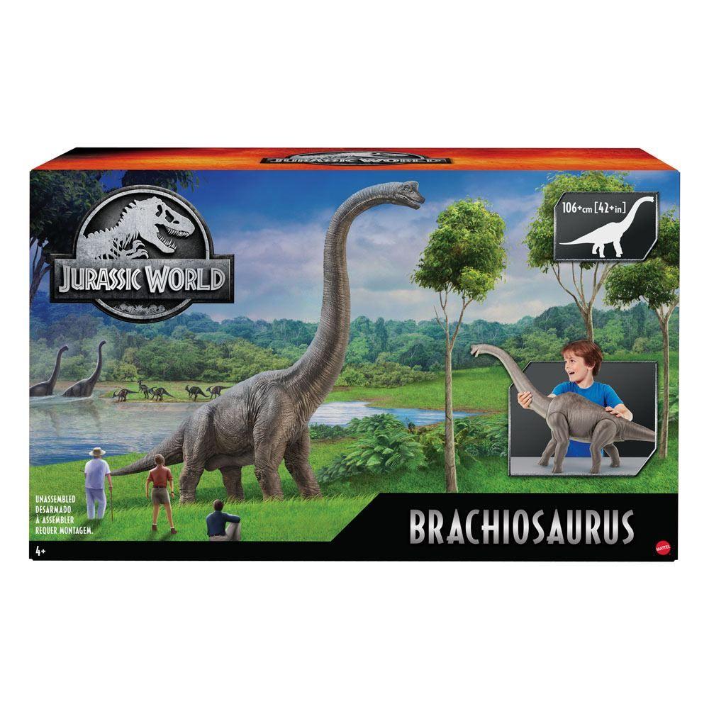 Brachiosaurus Jurassic World - Mattel