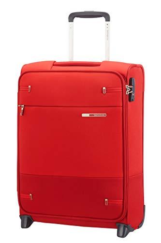 Samsonite Base Boost Upright S Equipaje de mano, 55 cm, 41 L, Rojo (Red)