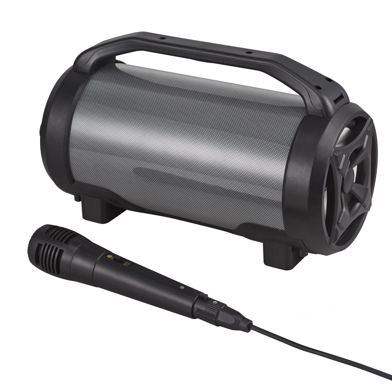 Altavoz Portátil Poss PSRGB50 con Bluetooth Potencia de Salida:50 W y micrófono