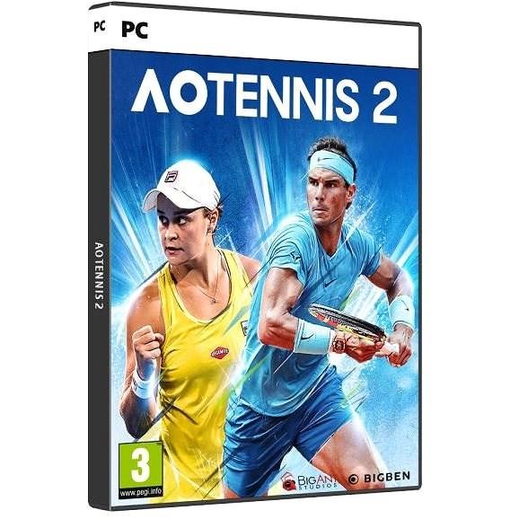 AO Tennis 2 [Físico, PC, Fnac]