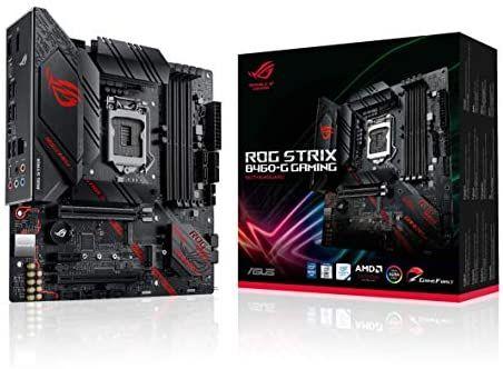 Placa base ASUS ROG Strix B460-G Gaming