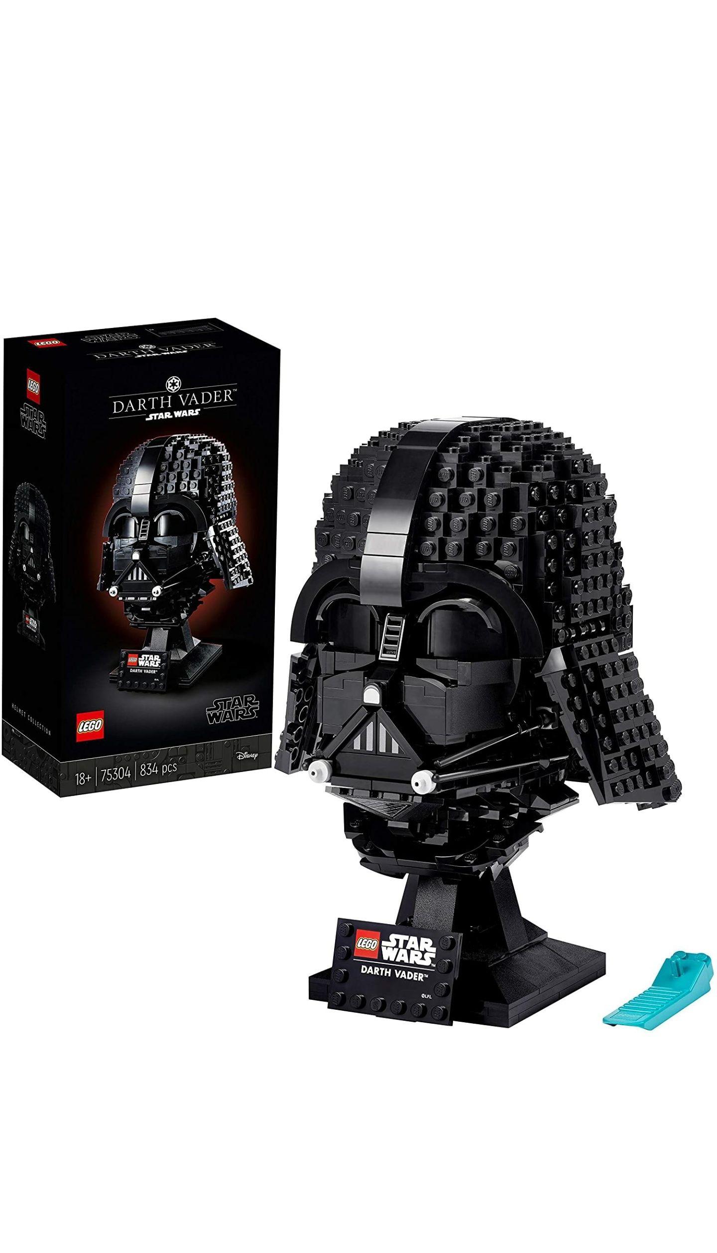 LEGO 75304 Star Wars Casco de Darth Vader