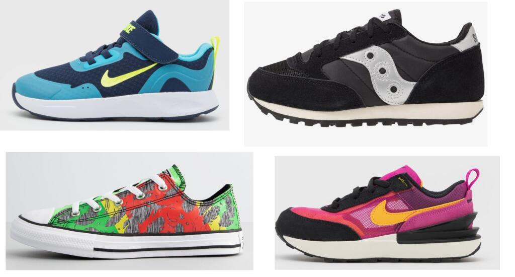20 CHOLLO ZAPAS PARA PEQUES (Nike, Vans, Converse, Pepe Jeans...) desde 9€/Unidad en Zalando Prive