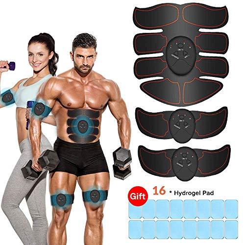 Estimulador muscular abdominales
