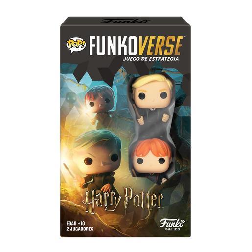 Harry Potter - Funkoverse Juego de Estrategia 2 Figuras