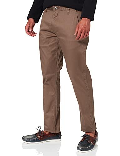 Dockers Alpha Original Khaki Slim-Stretch Twill Pantalones para Hombre 29w/32L