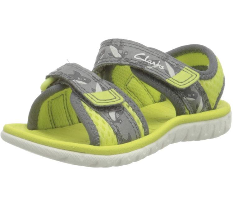 Clarks sandalias niño Talla 22