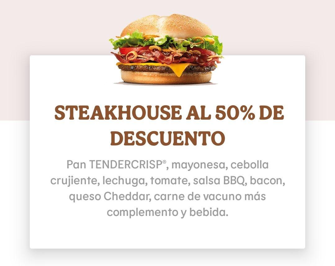 Steakhouse al 50%