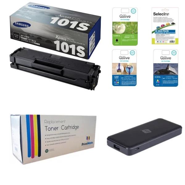 Tóner - Samsung MLT-D101S, Batería externa 5000mAh y otros | AlCampo Leganés