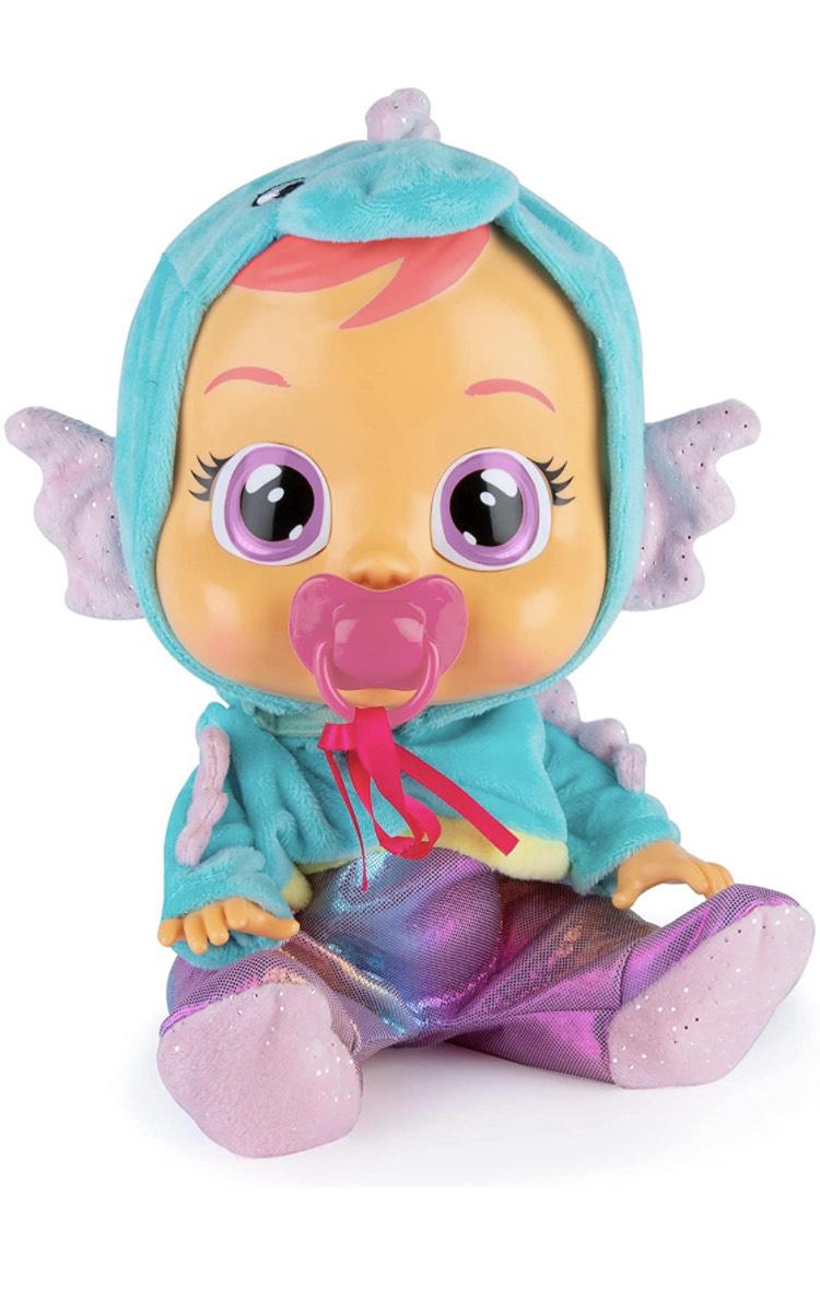 Bebé llorón ( dos más en descripción )