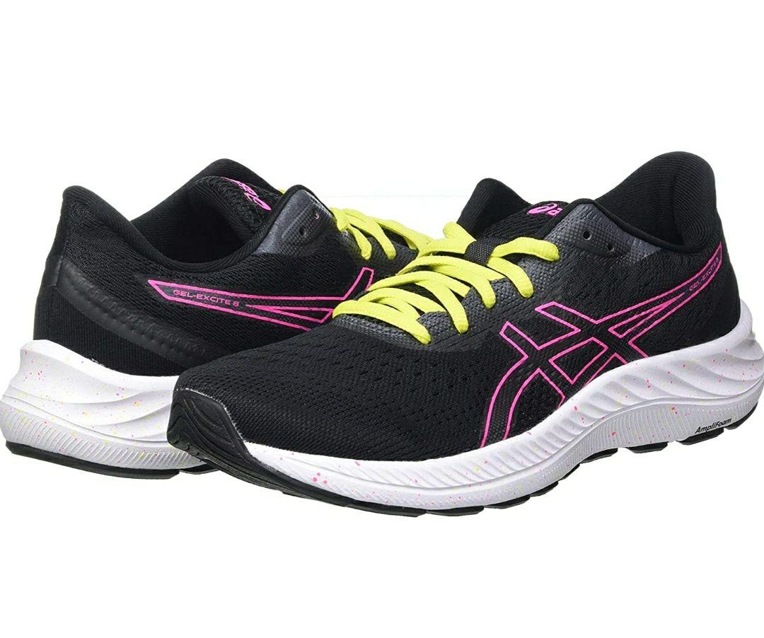 Zapatillas ASICS Gel-Excite 8 Road Running mujer. Tallas de la 35,5 a la 44,5
