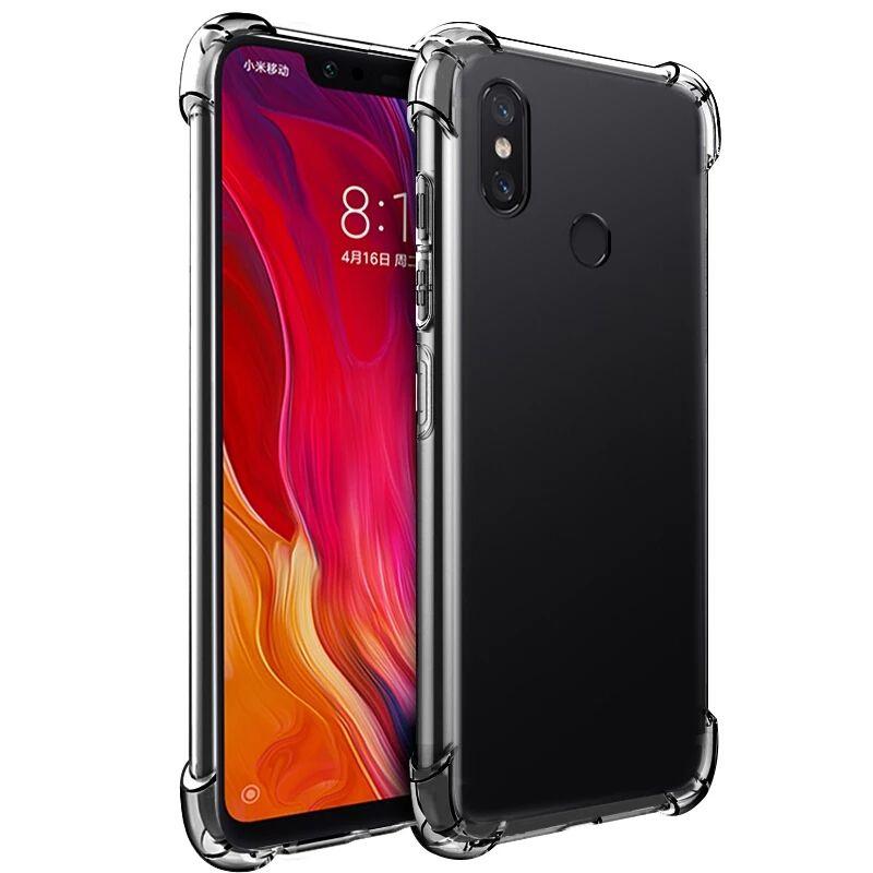 Funda antigolpes para móviles Xiaomi por 0'25 - 0'29€!