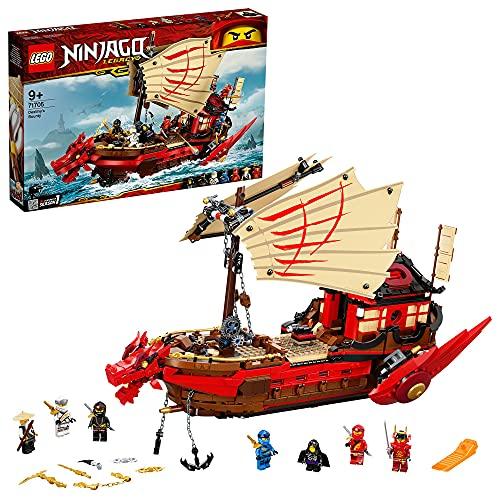 Barco LEGO NINJAGO