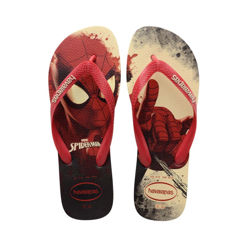 Chanclas Spiderman Havaianas