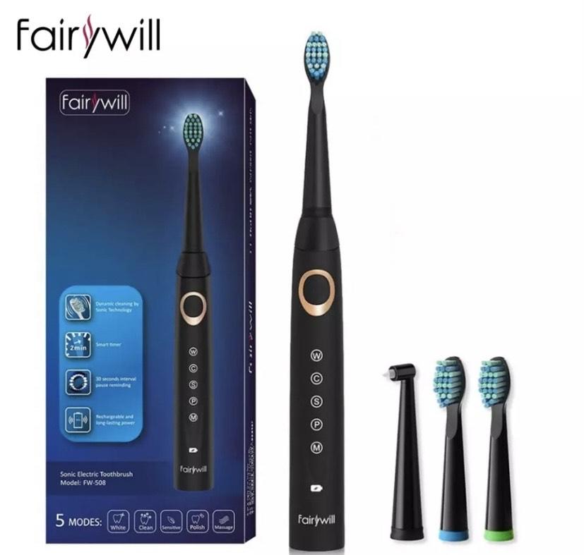Cepillo sónico de dientes Fairywill desde España